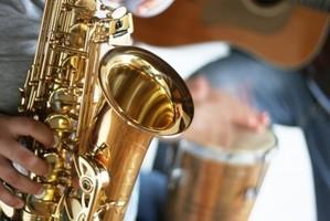 Saxophonspieler, Musiker