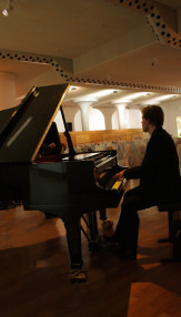 Sebastian Müller Schrobsdorf, Pianist, DeineLoungeband